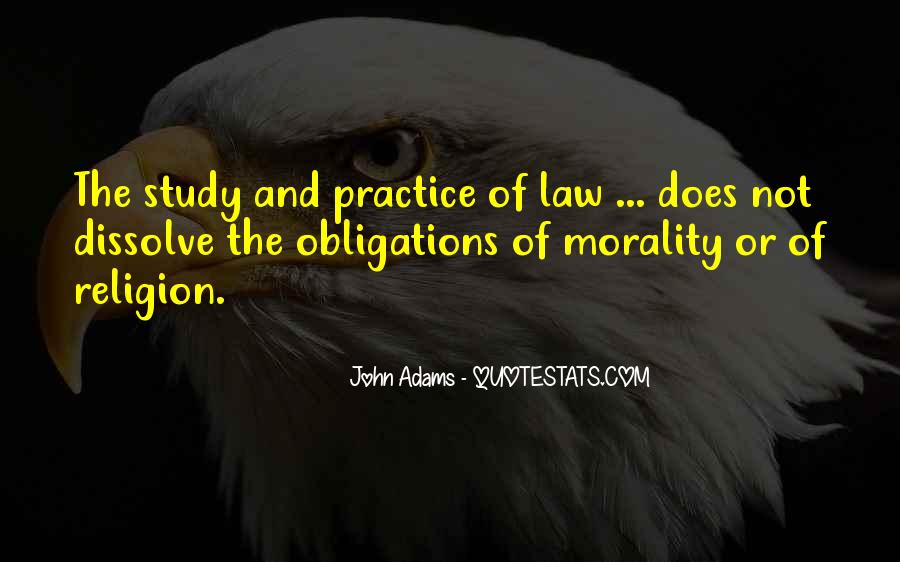 Quotes About Morality Without Religion #177712