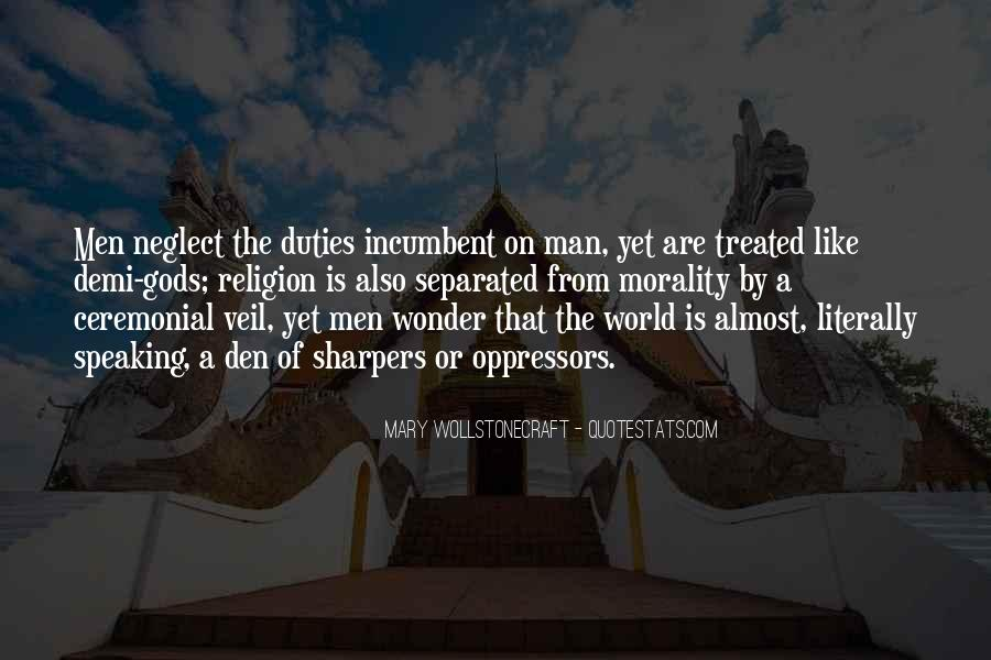 Quotes About Morality Without Religion #289425