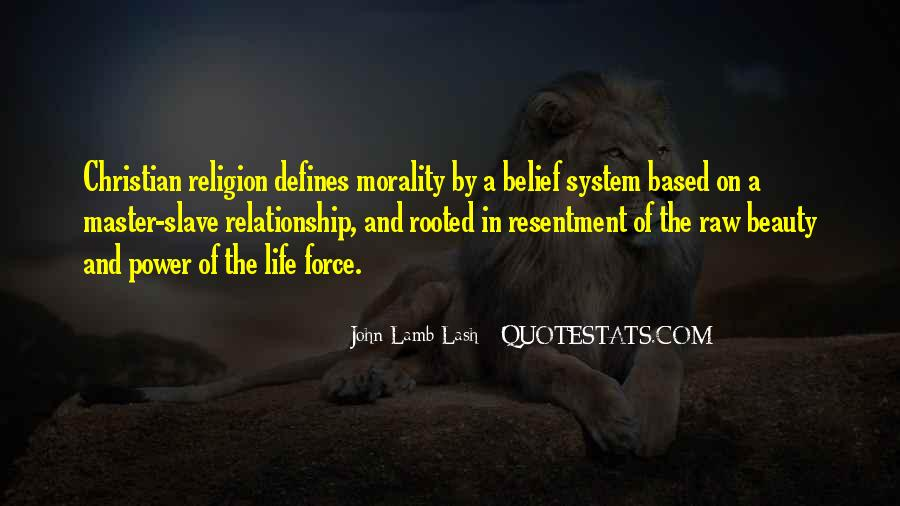 Quotes About Morality Without Religion #619256