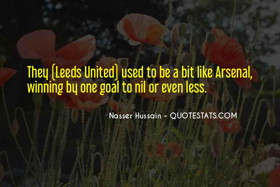 Quotes About Leeds United #830834