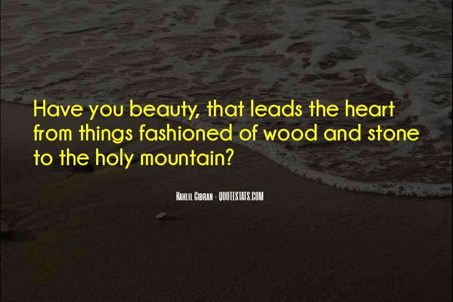 Quotes About Heart And Beauty #116897