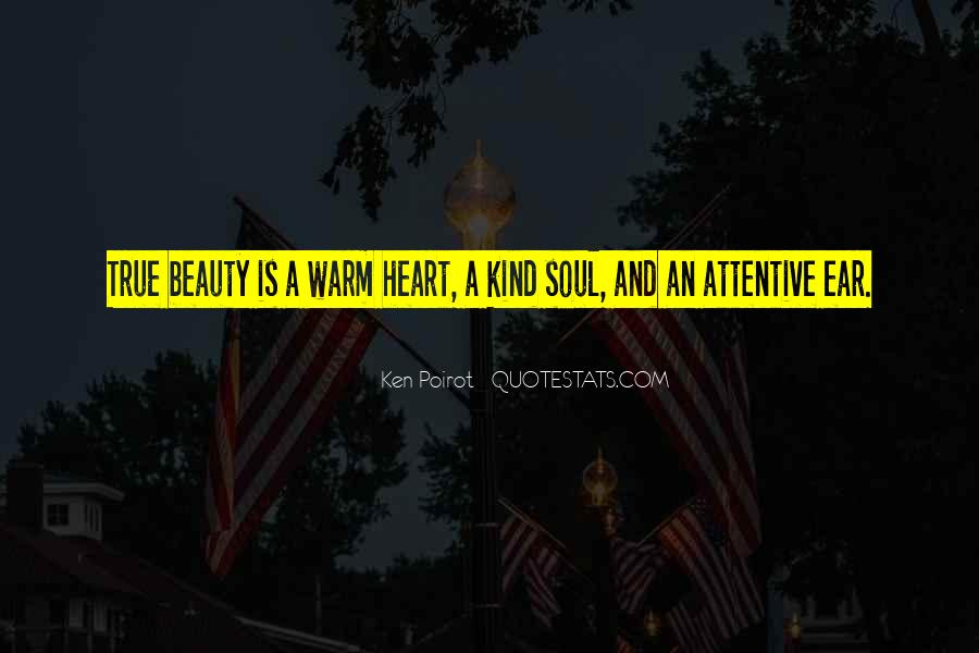 Quotes About Heart And Beauty #177493