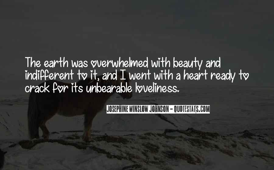 Quotes About Heart And Beauty #17760
