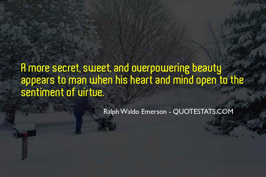Quotes About Heart And Beauty #181967