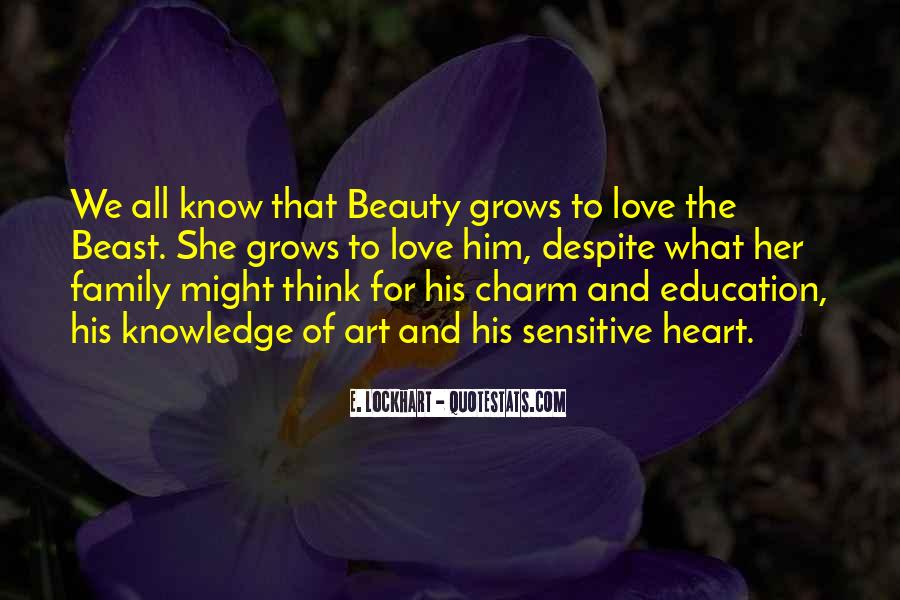 Quotes About Heart And Beauty #203031