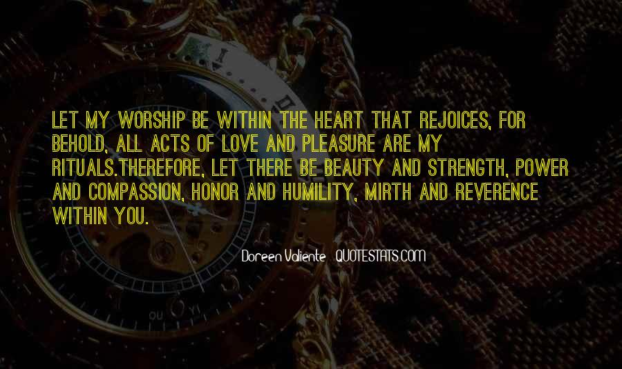 Quotes About Heart And Beauty #283889