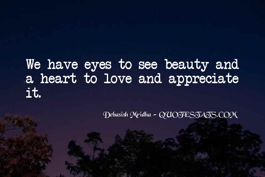 Quotes About Heart And Beauty #375376
