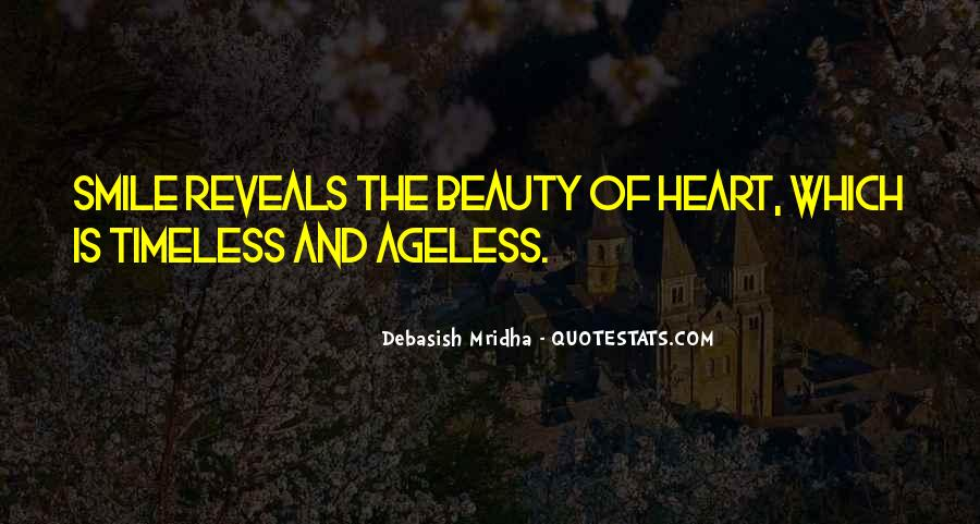 Quotes About Heart And Beauty #56637