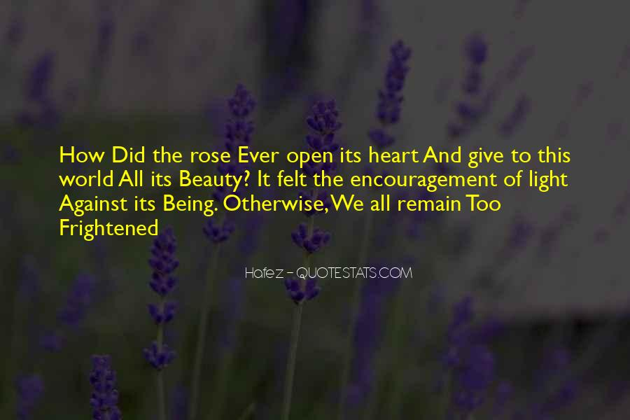 Quotes About Heart And Beauty #66845