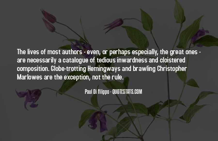 Quotes About Point Of View In Literature #1197067