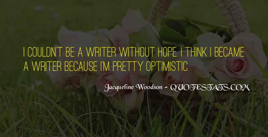 Quotes About Without Hope #180507