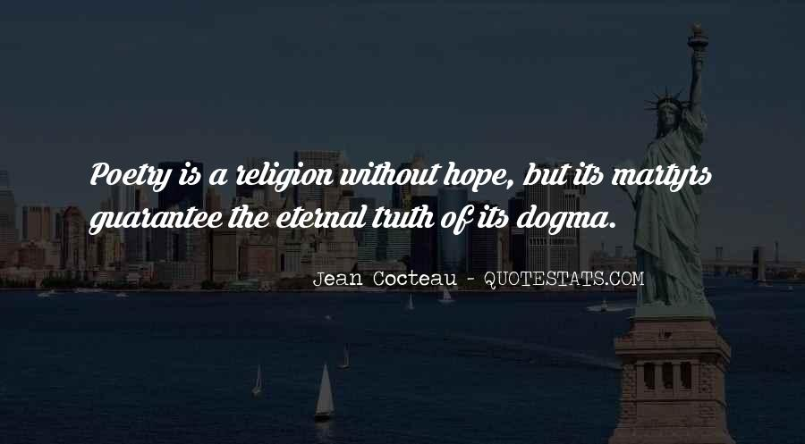 Quotes About Without Hope #244398