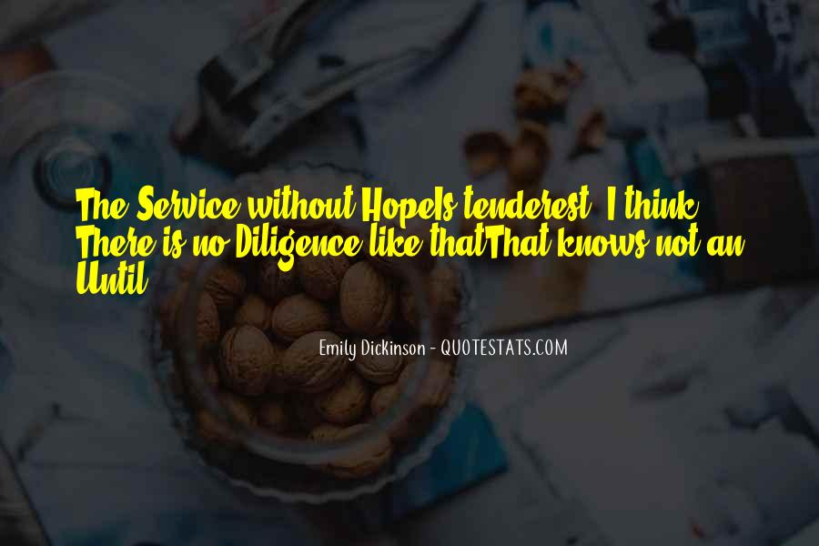 Quotes About Without Hope #257887