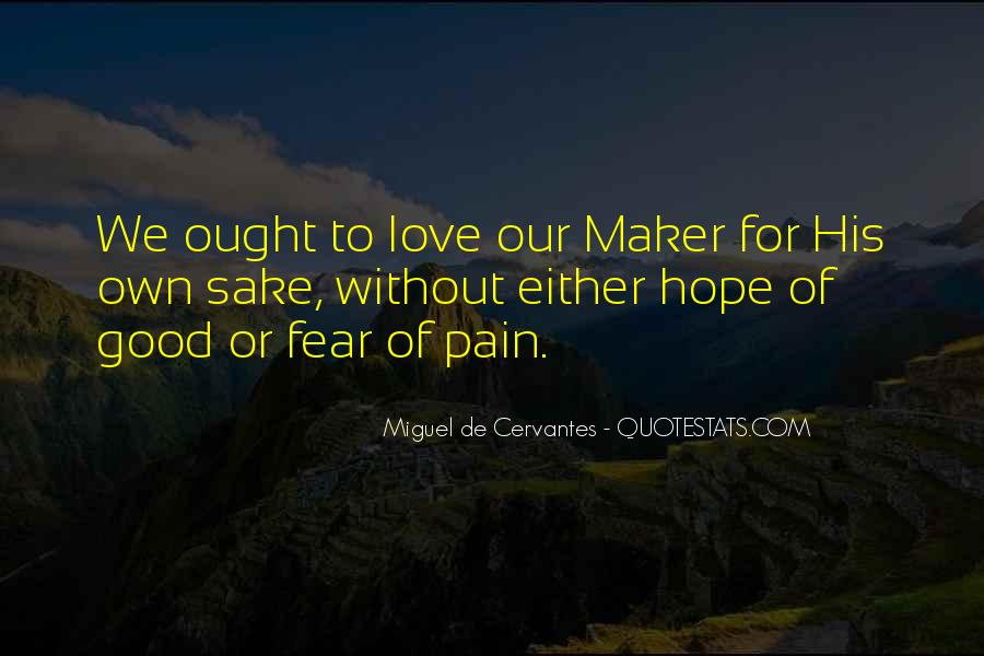 Quotes About Without Hope #50935