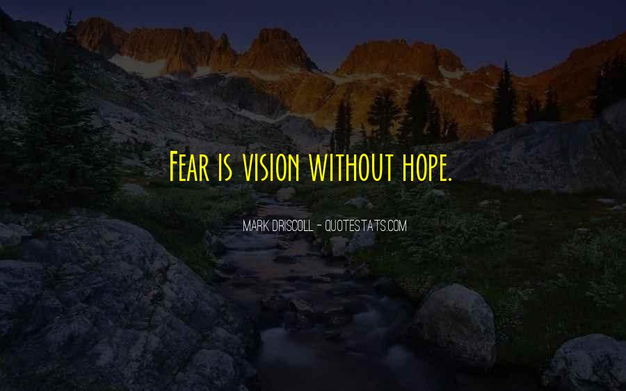 Quotes About Without Hope #78083