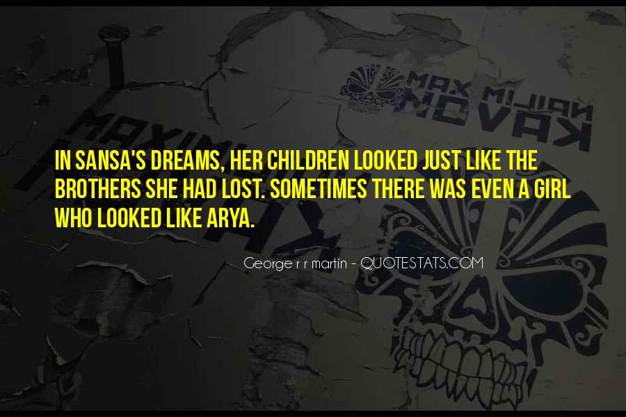 Quotes About Lost Girl #1242674
