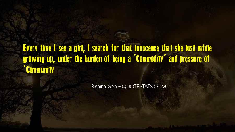 Quotes About Lost Girl #219188
