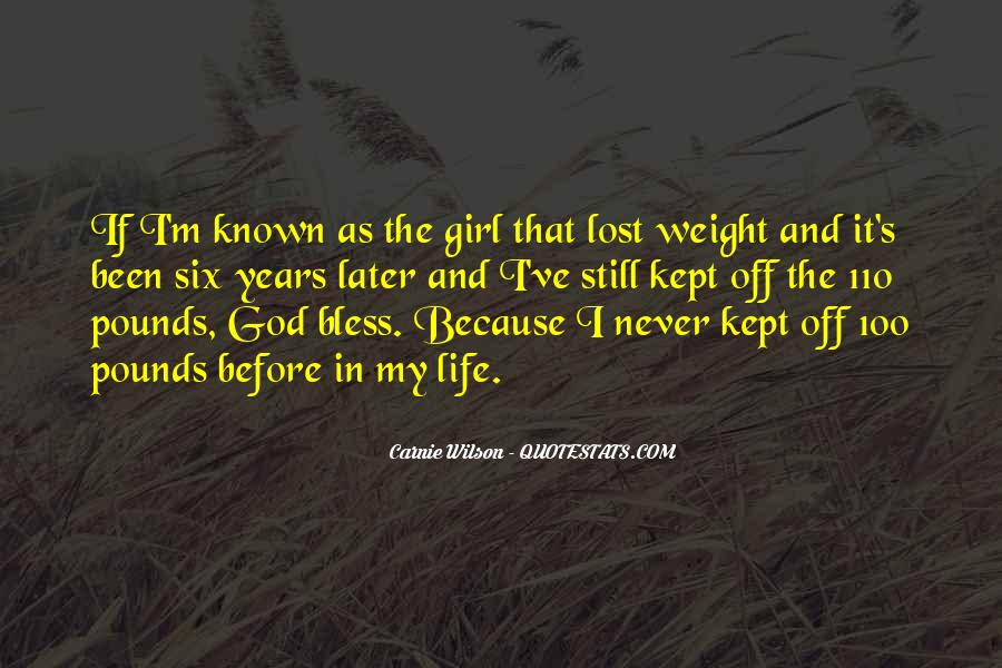 Quotes About Lost Girl #410894