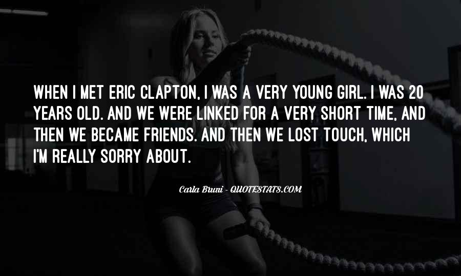 Quotes About Lost Girl #576953