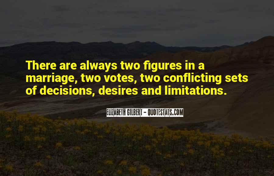 Quotes About Limitations In Love #188000