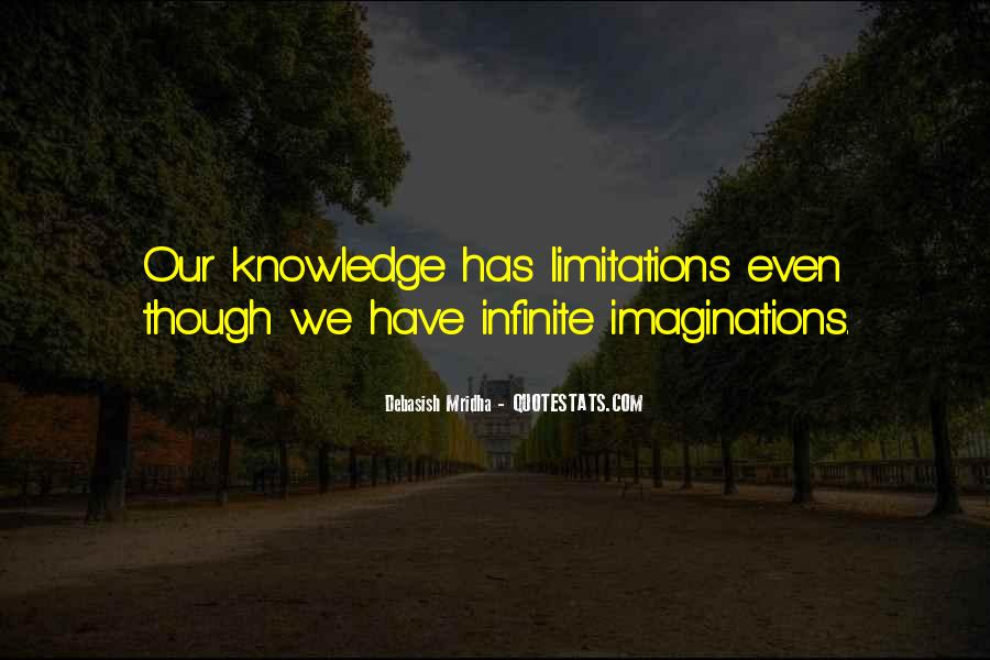 Quotes About Limitations In Love #40238