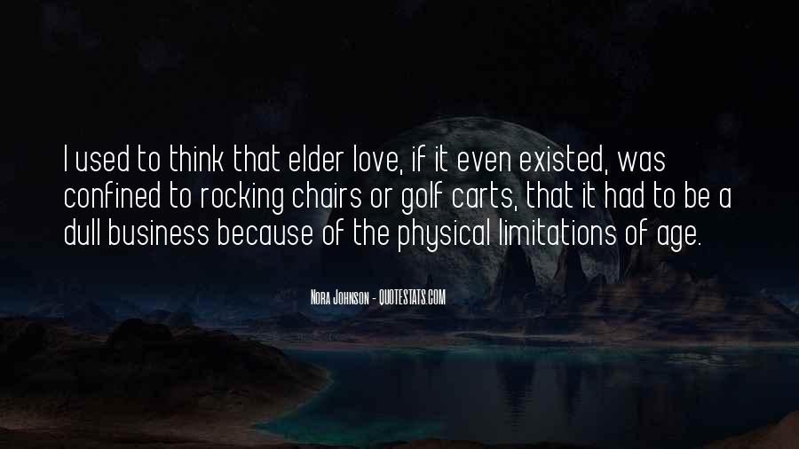 Quotes About Limitations In Love #81017