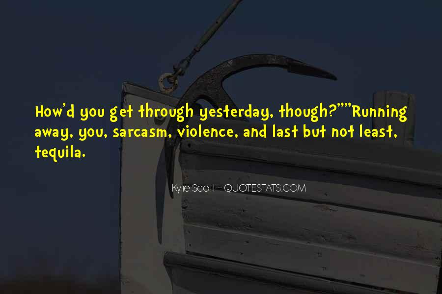 Quotes About Violence #10178