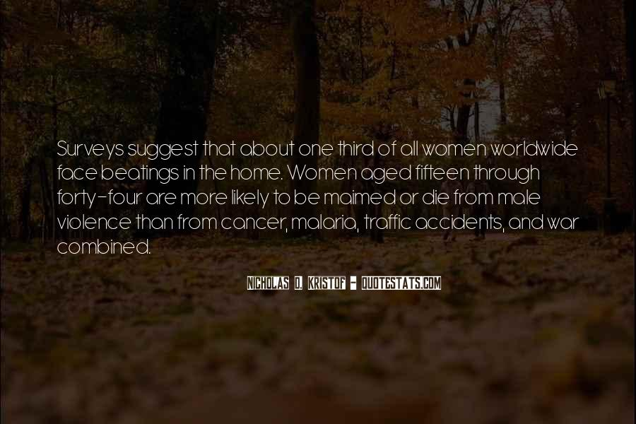 Quotes About Violence #11479