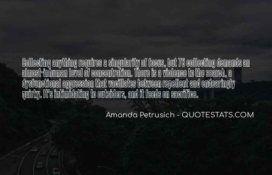 Quotes About Violence #12823