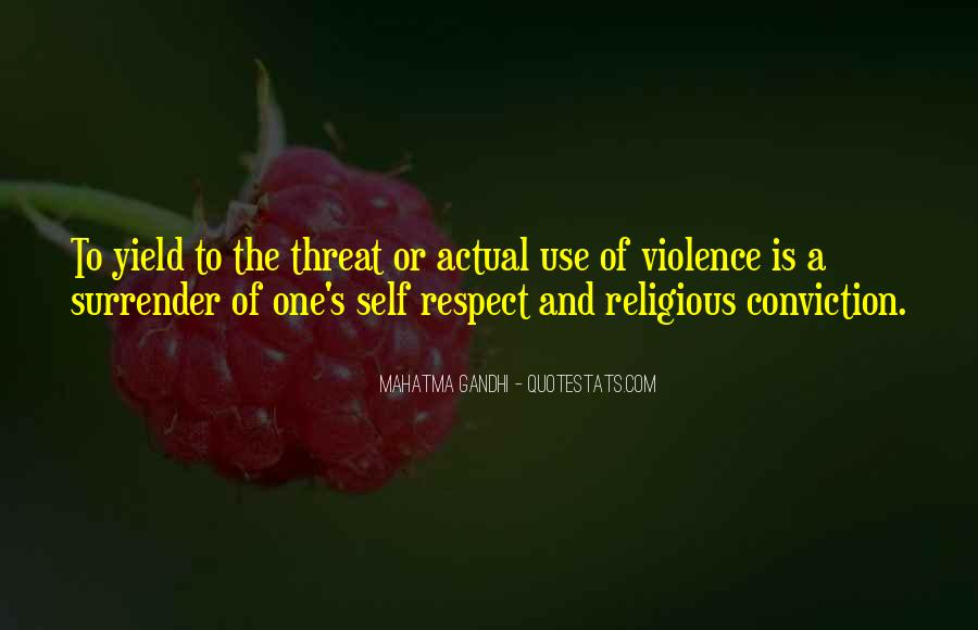 Quotes About Violence #1330