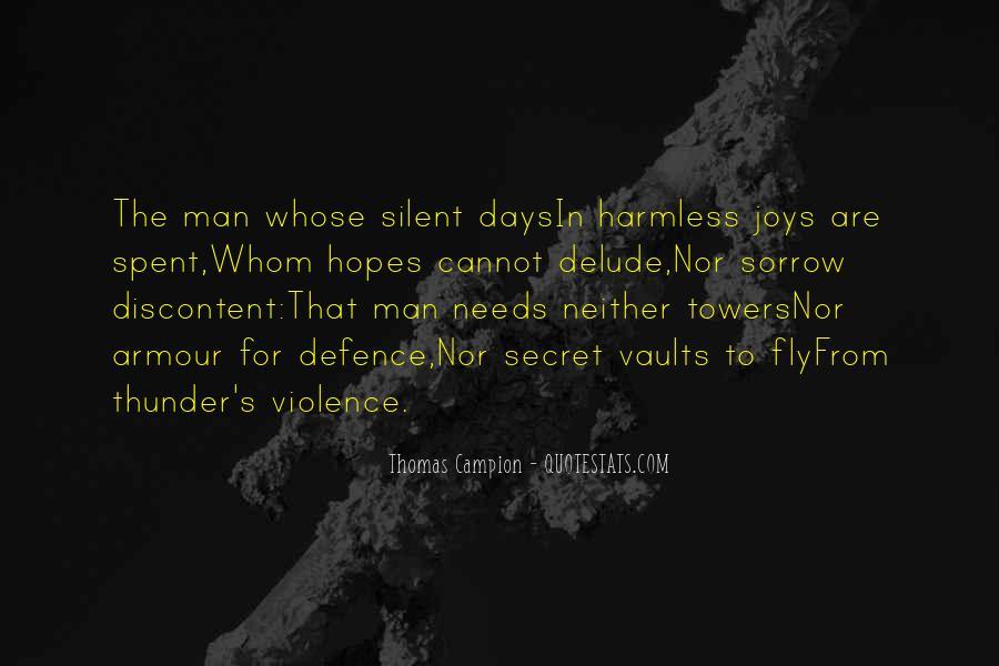 Quotes About Violence #18064