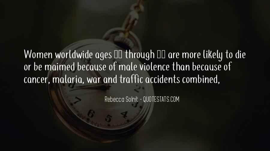 Quotes About Violence #20503