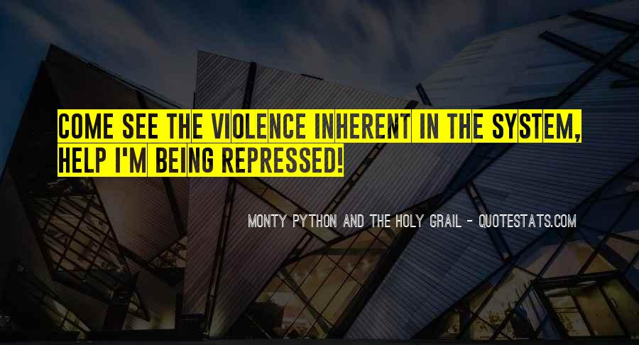 Quotes About Violence #23510