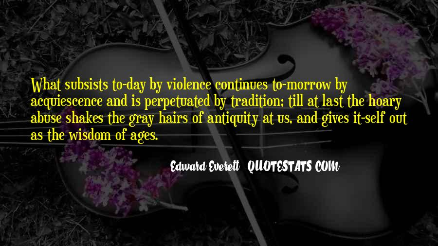 Quotes About Violence #24208
