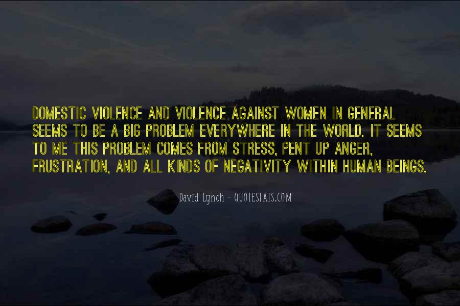 Quotes About Violence #32476