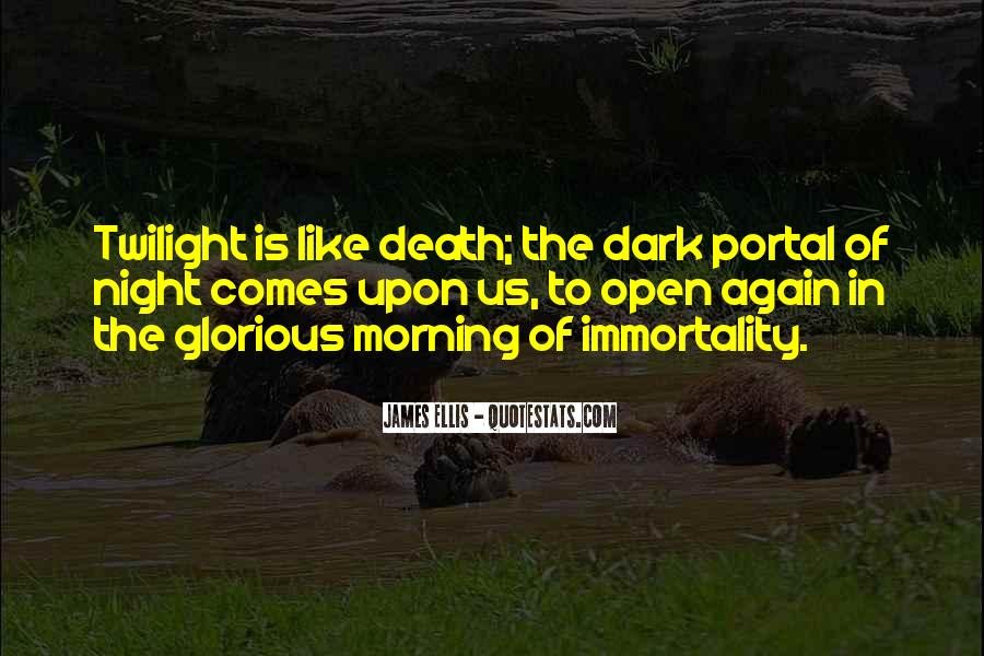 Quotes About Glorious Death #1573925