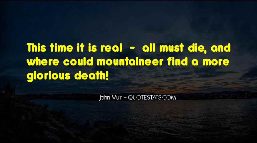 Quotes About Glorious Death #1798593
