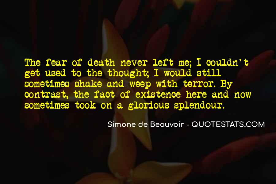 Quotes About Glorious Death #420931