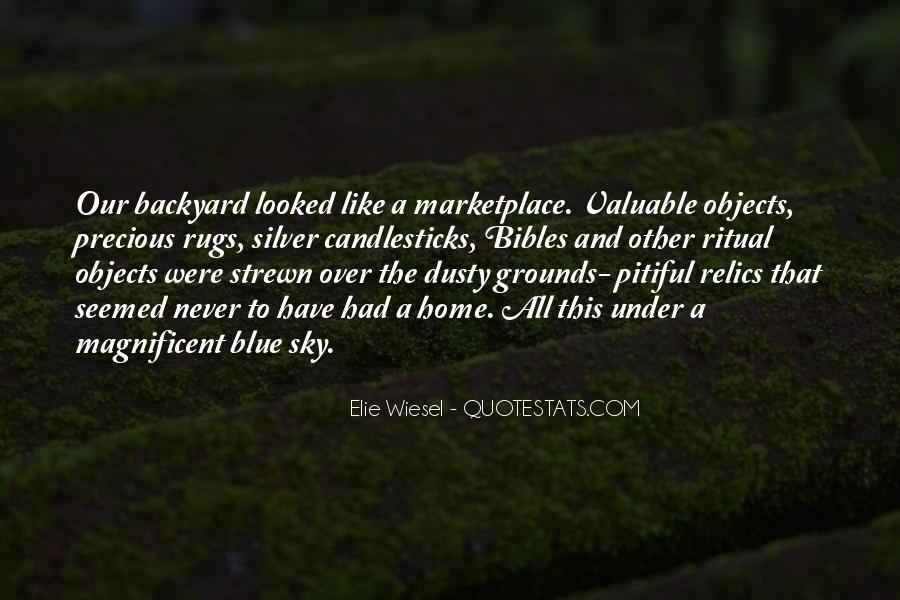 Quotes About Candlesticks #1086045