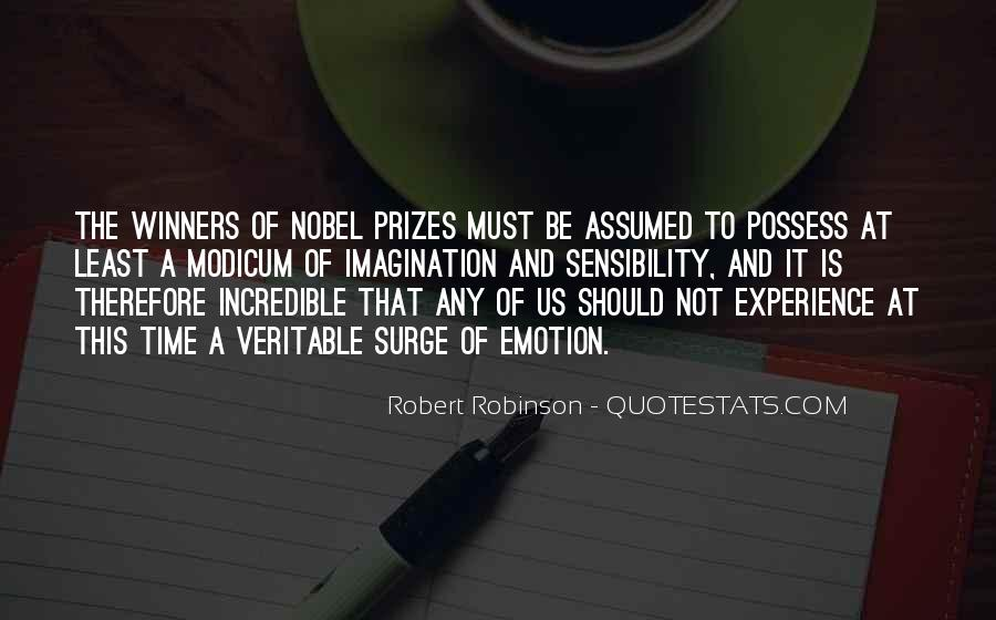 Quotes About Prizes #145434