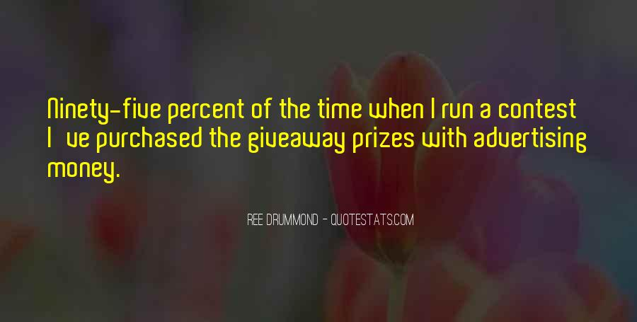 Quotes About Prizes #199415
