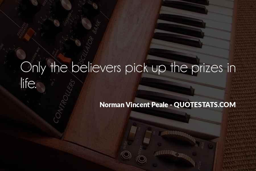 Quotes About Prizes #248138