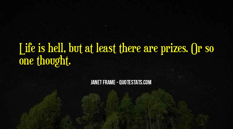 Quotes About Prizes #532445
