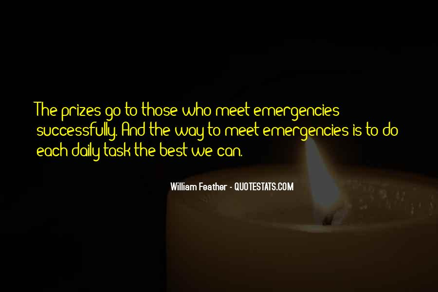 Quotes About Prizes #601107