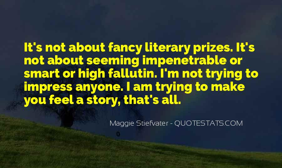 Quotes About Prizes #609003