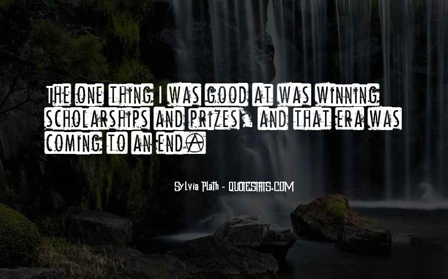 Quotes About Prizes #650326