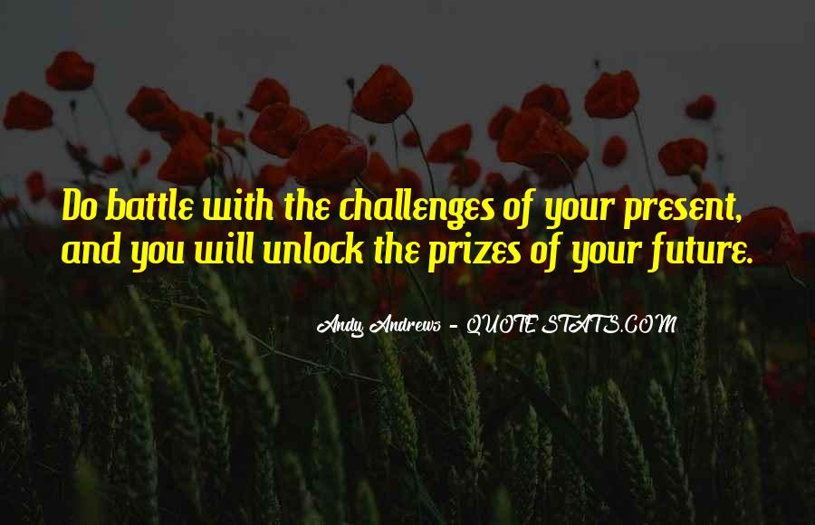 Quotes About Prizes #69165