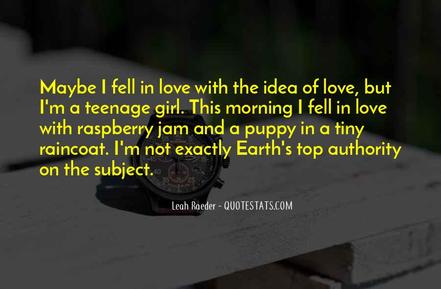 Quotes About A Teenage Girl #1375903