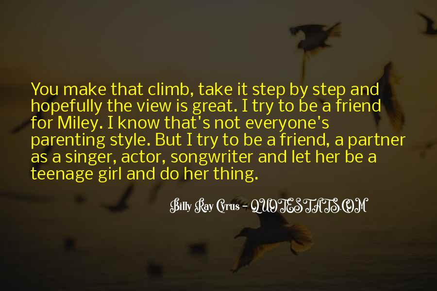 Quotes About A Teenage Girl #40427