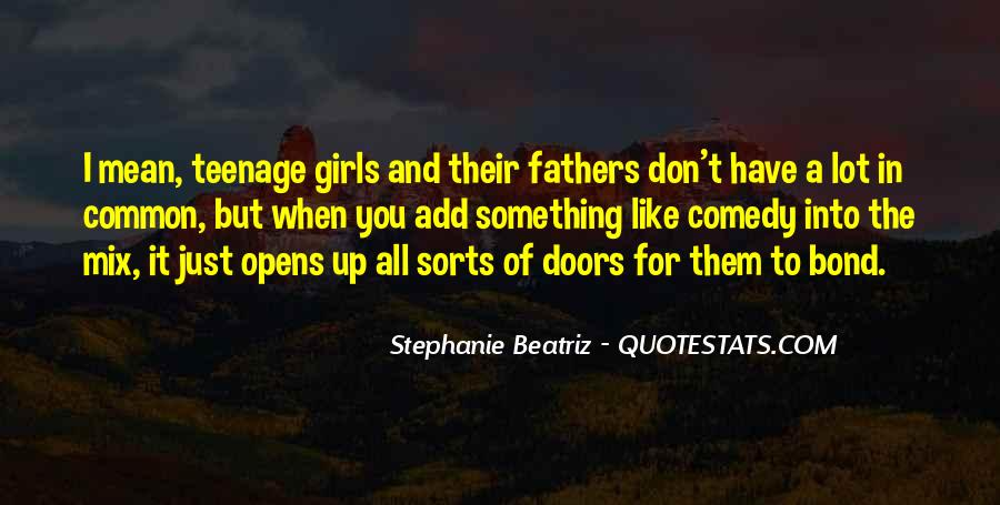 Quotes About A Teenage Girl #768205